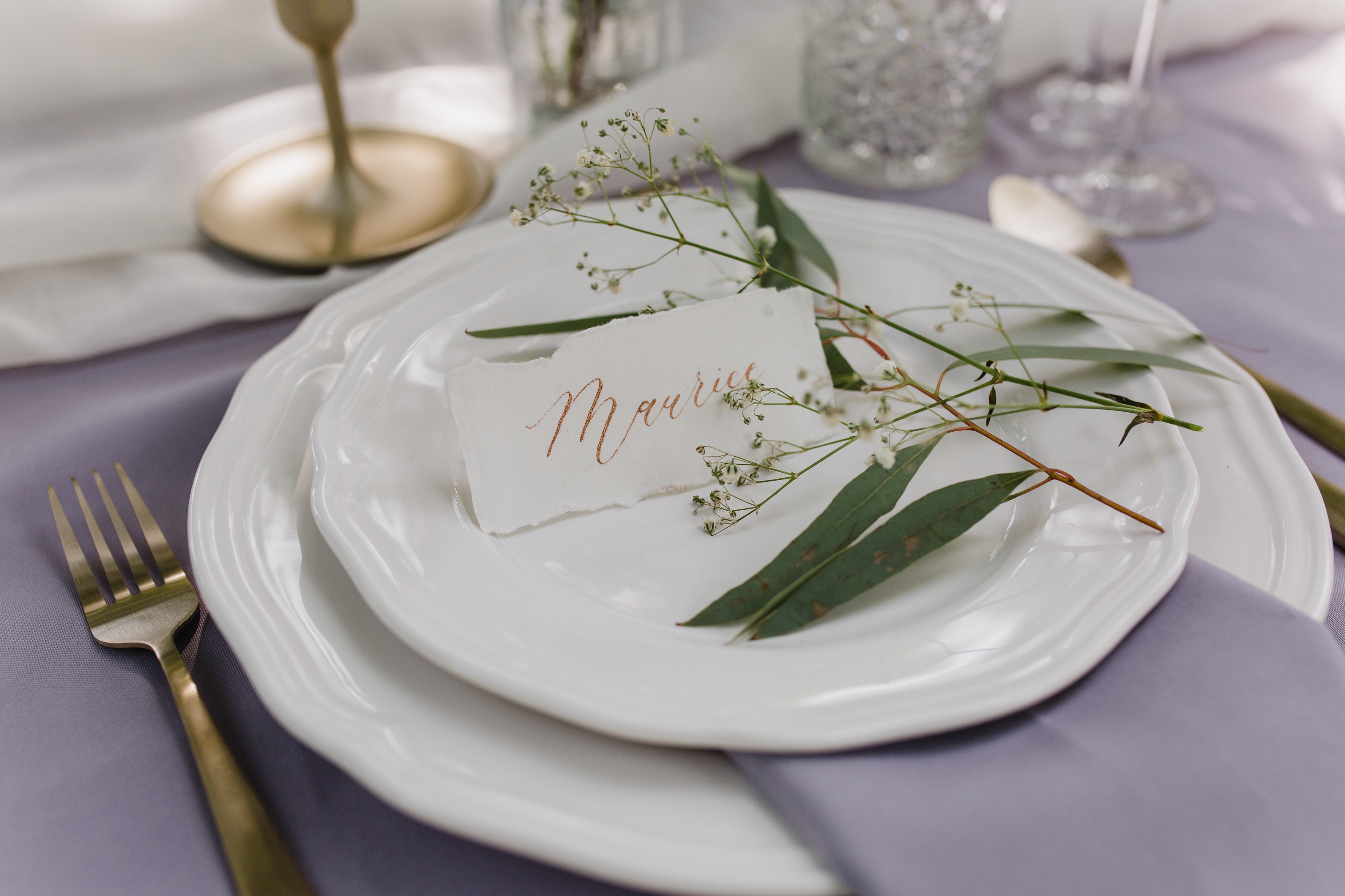 Styled shoot tafel styling